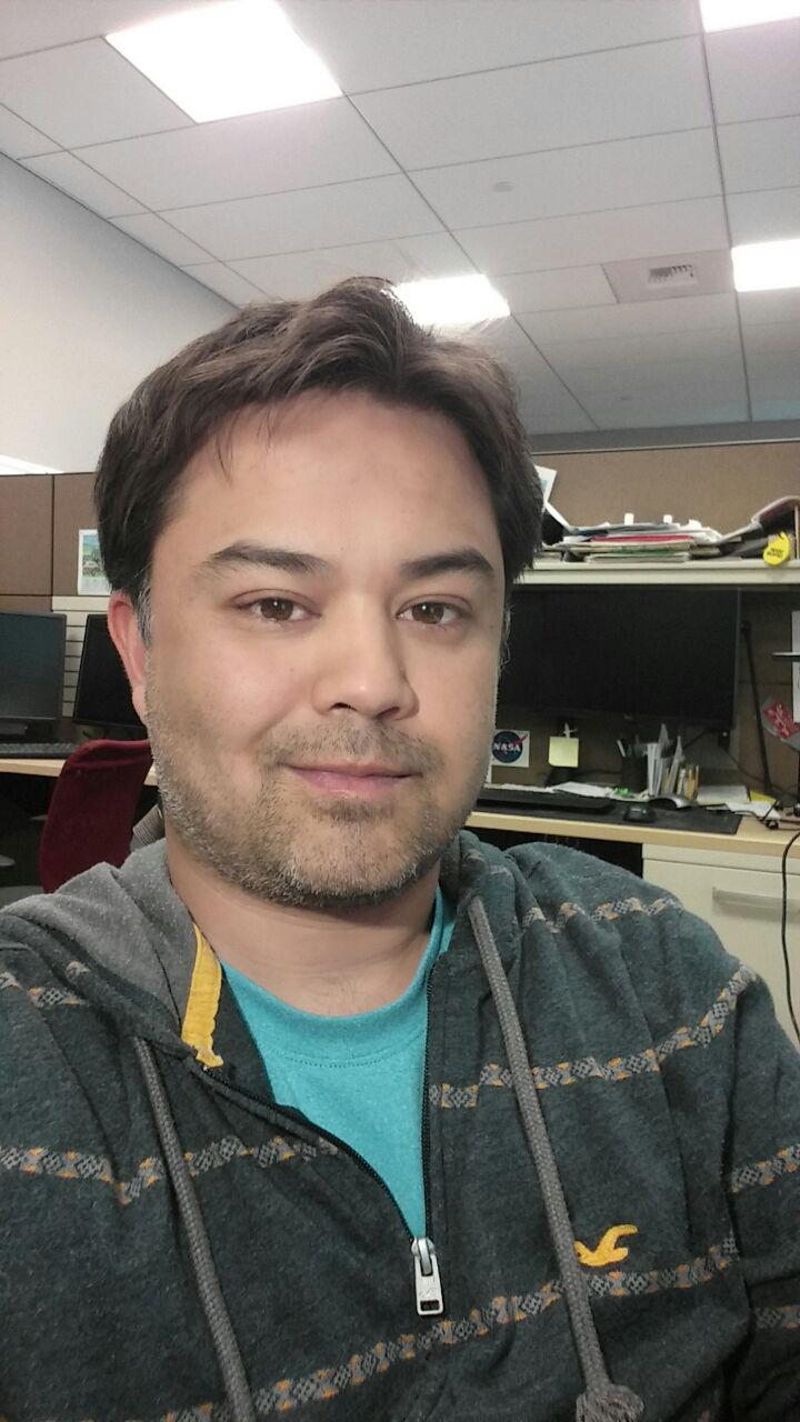 Hamid Dashti headshot