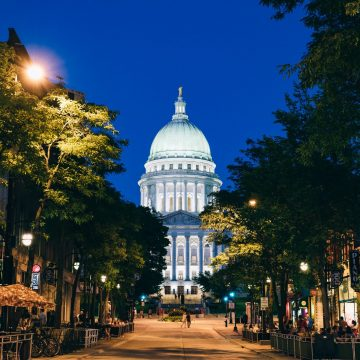 Wisconsin State Capitol, Madison